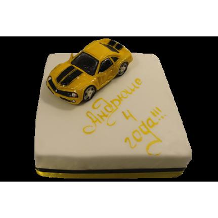 Торт Спортивный автомобиль №492