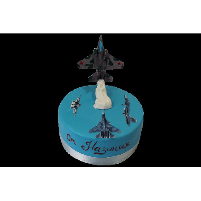 Торт Истребитель Су-37 №549