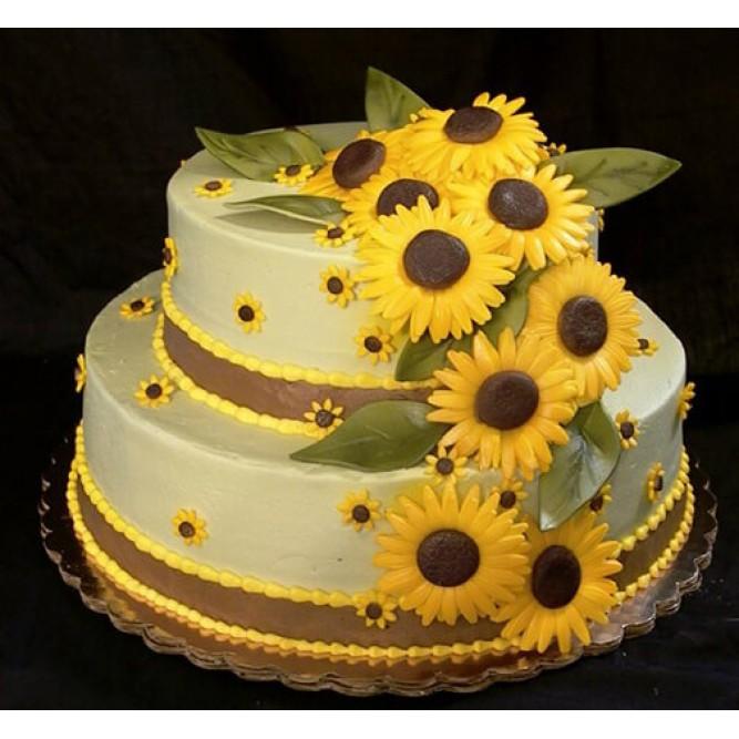 Торт Подсолнух №765