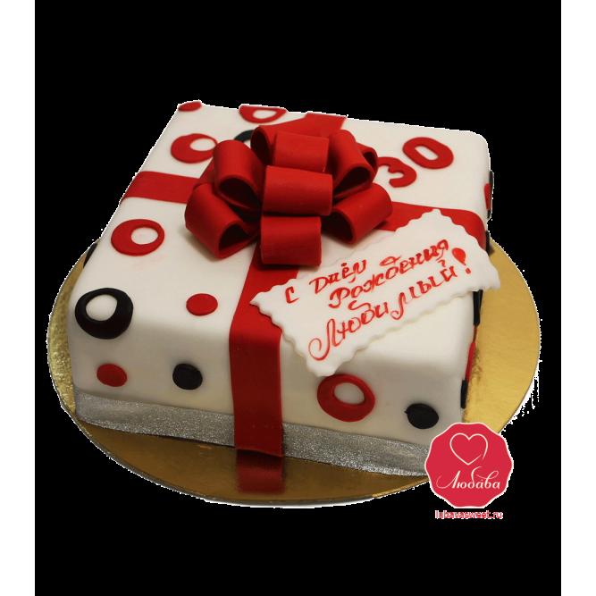Торт Сладкий подарок №382