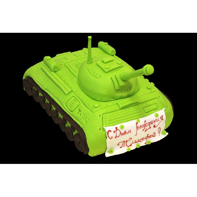 Торт Танк №141