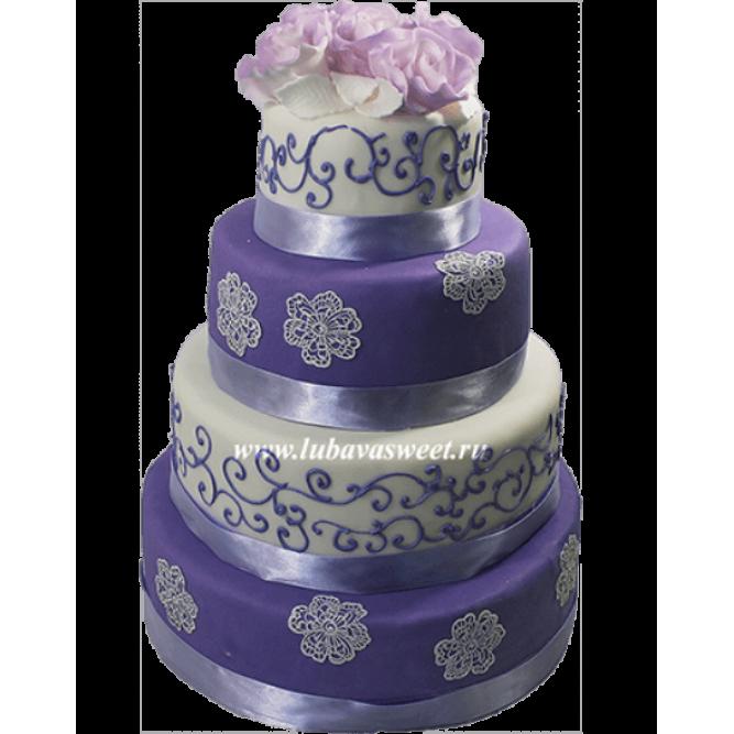 Торт нежность и стиль