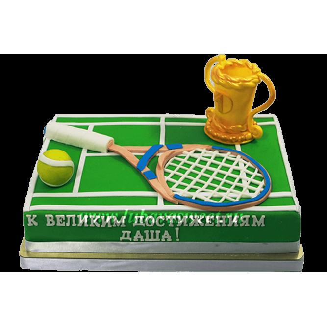 Торт Теннис №688