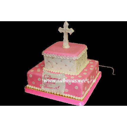Торт на Крестины №708