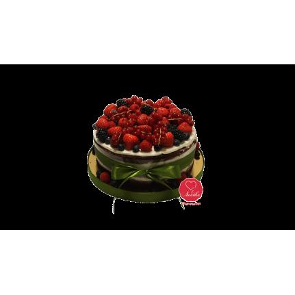 Торт Поднос с ягодами №1008