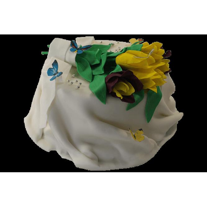 Торт Букет тюльпанов №499