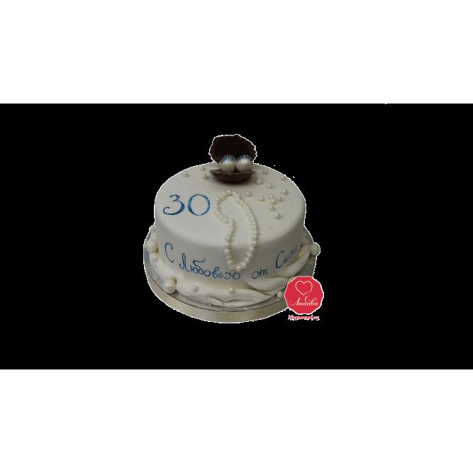 Торт Две жемчужины №979