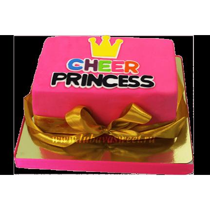 Торт Ура Принцессе №653