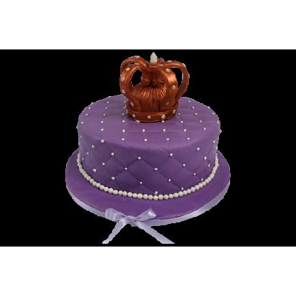 Торт Фиолетовое удовольствие №561