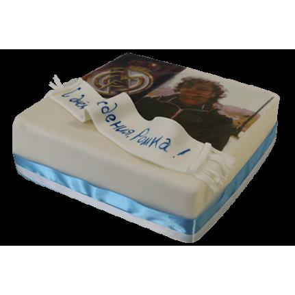 Торт Болельщик Реала №444