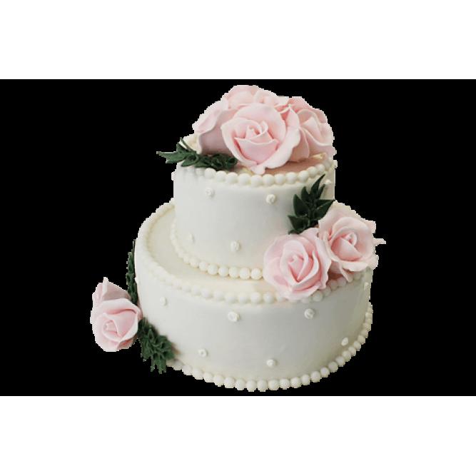 Торт Белая магия №541