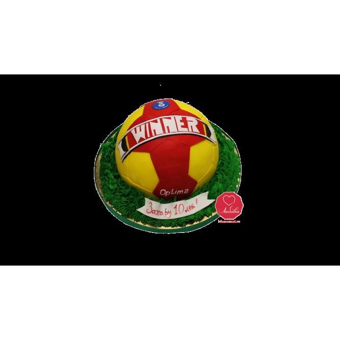 Торт Мяч Winner №923