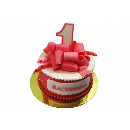 Торт с Бантом №656