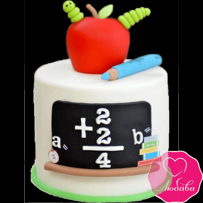 Торт праздничный школьнику №2200