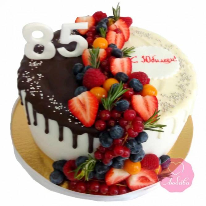 Торт два шоколада №2798