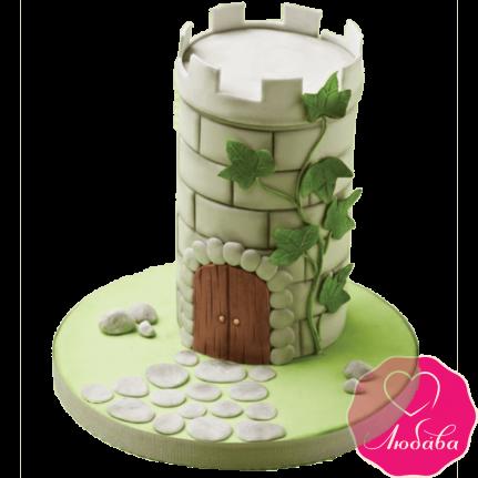 Торт детский замок №2145