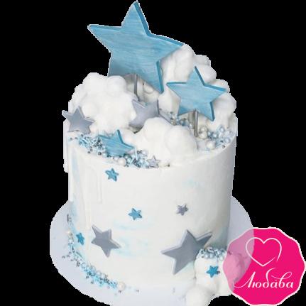 Торт детский мальчику №2253