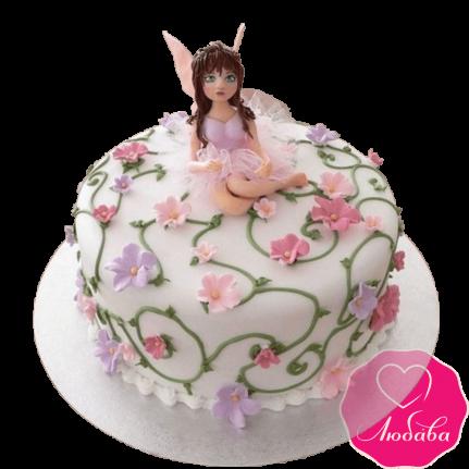 Торт детский фея №2348