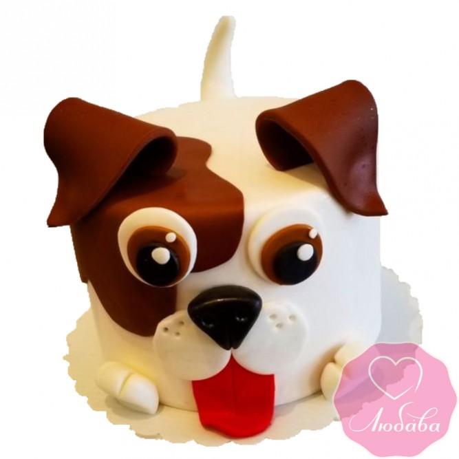 Торт детский собака №2405