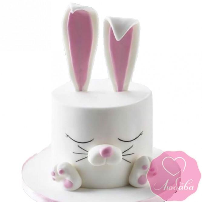 Торт детский заяц №2566