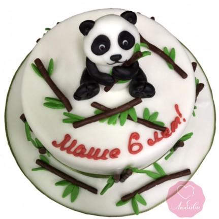 Торт с пандой №2913