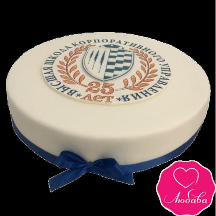 Торт корпоративный ВШКУ №2259