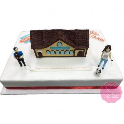 Торт для партнеров №2838