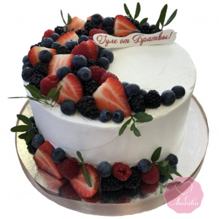 Торт для подруги №2809