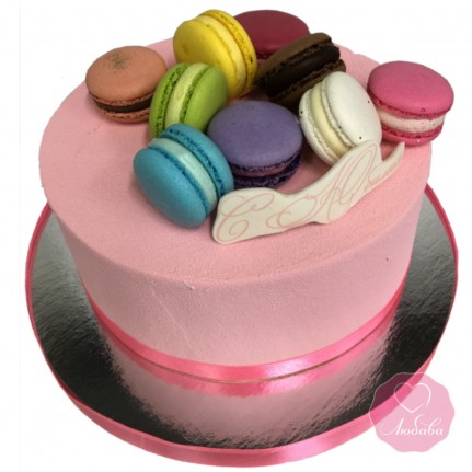 Торт на юбилей женщине №2828