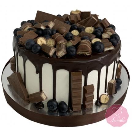 Торт со сладостями №2881